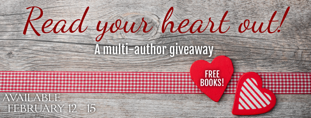 Read Your Heart Out! promo banner